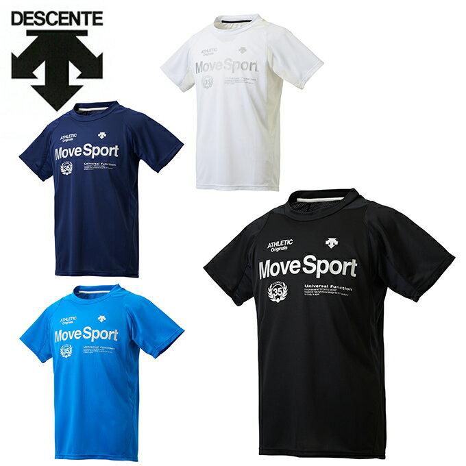 デサント DESCENTE スポーツウェア 半袖 メンズ クールトランスファー機能Tシャツ DMMLJA54