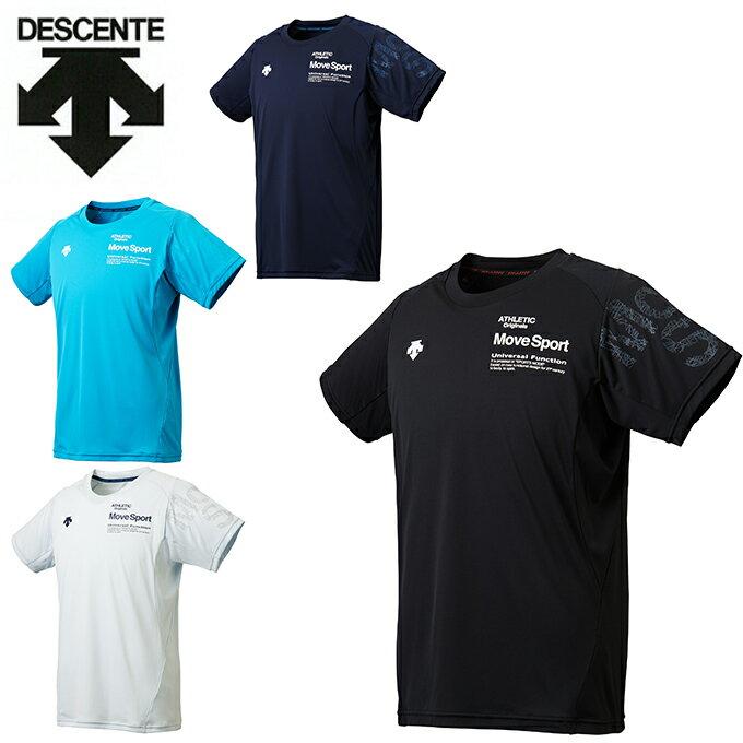 デサント DESCENTE スポーツウェア 半袖 メンズ MF 機能Tシャツ DMMLJA56