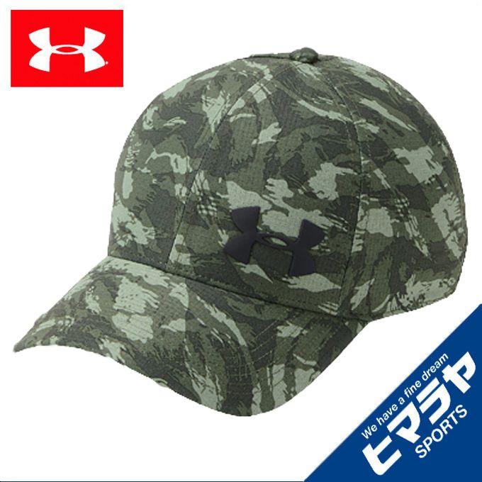 アンダーアーマー キャップ 帽子 メンズ アーマーベントトレーニングキャップ 1291857-492 UNDER ARMOUR