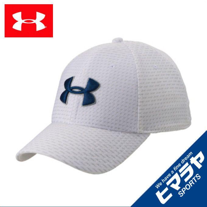 アンダーアーマー キャップ 帽子 メンズ プリントブリッツィング3.0 MEN 1305038-100 UNDER ARMOUR
