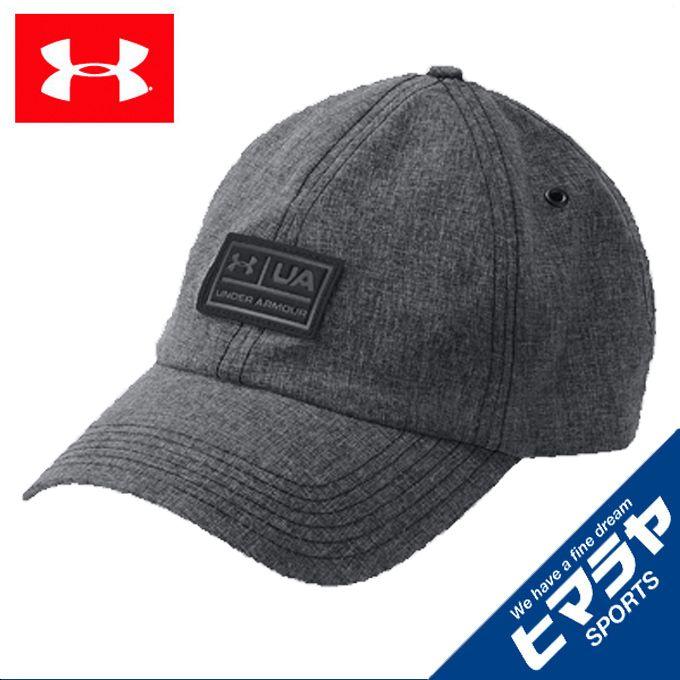 アンダーアーマー キャップ 帽子 メンズ ライフスタイルDadキャップ ライフスタイル MEN 1305449-001 UNDER ARMOUR
