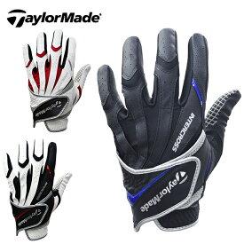 テーラーメイド TaylorMade ゴルフ 左手用グローブ メンズ TM インタークロスグローブ 3.0 KL970