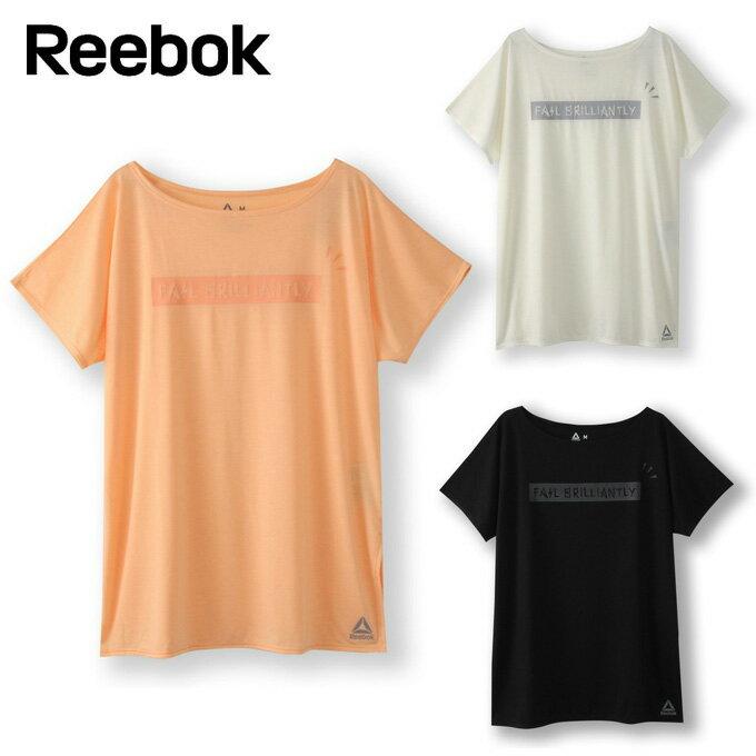 リーボック Reebok Tシャツ 半袖 レディース ヨガ Tee for tights ETX67