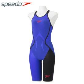 スピード FINA承認 競泳水着 ハーフスパッツ レディース Fastskin LZR Racer J ニースキン レーサー SD48H03 speedo