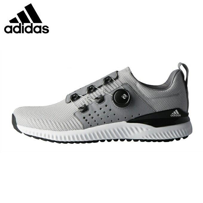 アディダス adidas ゴルフシューズ スパイクレス メンズ アディクロス バウンス ボア F33741 WI996