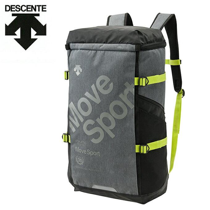 デサント DESCENTE バックパック メンズ レディース スクエアバックパックL DMALJA05