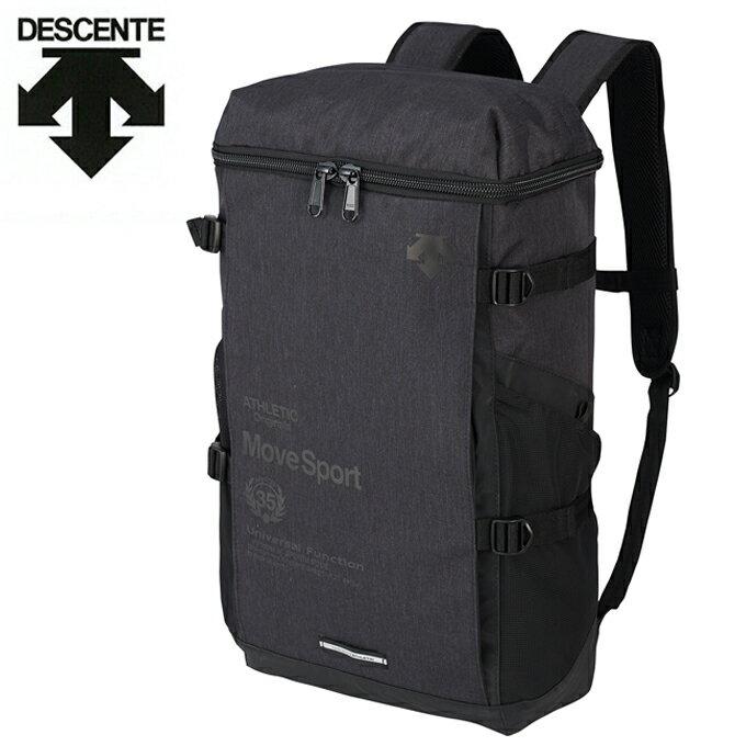 デサント DESCENTE バックパック メンズ レディース スクエアバックパック杢30L DMALJA07