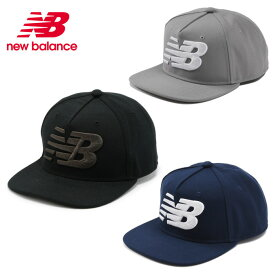 ニューバランス キャップ 帽子 メンズ レディース NBキャップ JACL6220 new balance