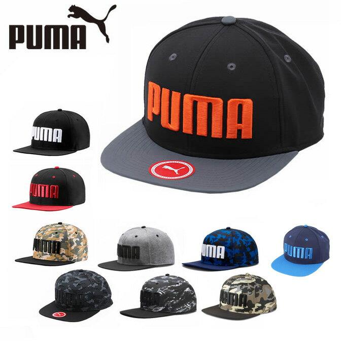 プーマ キャップ 帽子 メンズ レディース フラットブリムキャップ 021460 PUMA