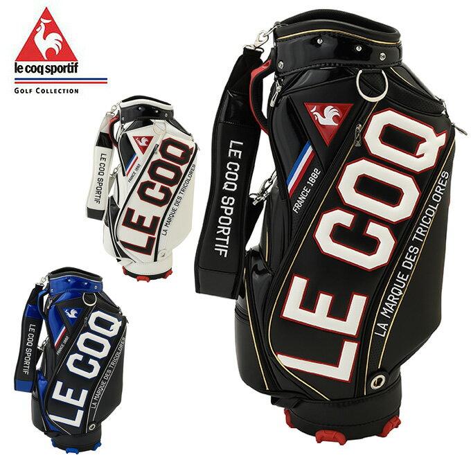 ルコック le coq sportif メンズ キャディバック大口径9.5型 QQBLJJ03