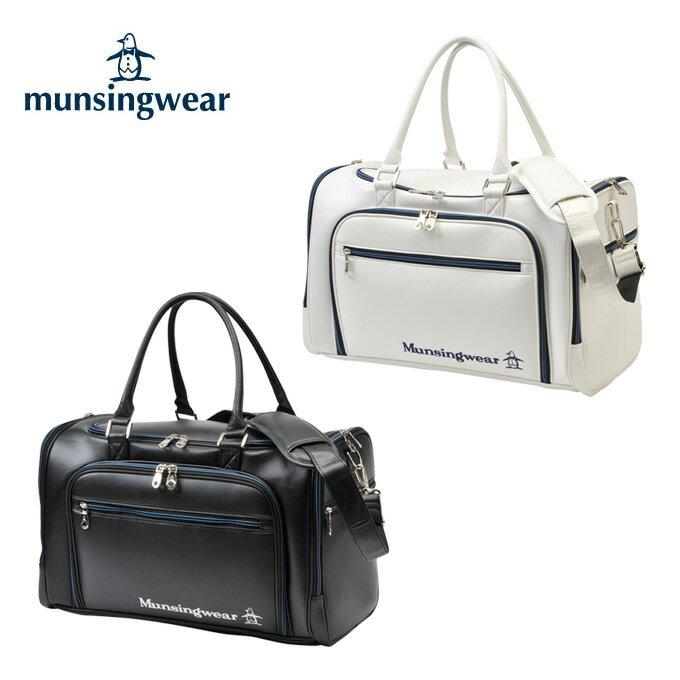 マンシング Munsingwear ボストンバッグ メンズ BB MQBLJA00