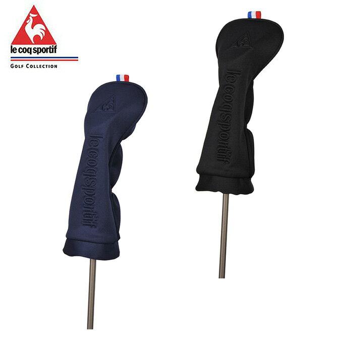 ルコック le coq sportif ゴルフ メンズ ユーティリティ用 ヘッドカバー QQBLJG41