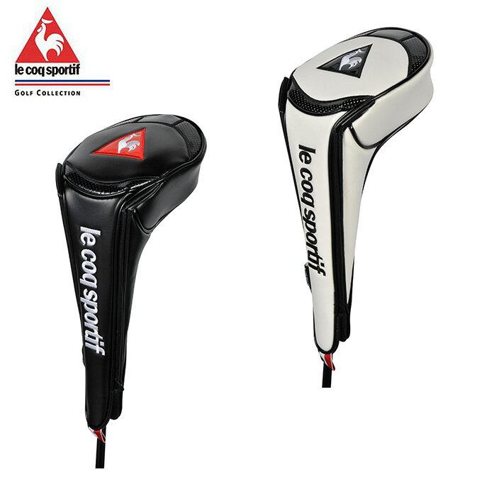 ルコック le coq sportif メンズ ドライバー用 ゴルフ ヘッドカバー QQBLJG00
