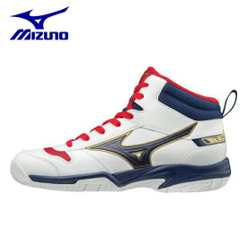 ミズノ MIZUNO バスケットシューズ ジュニア ルーキーBB4 バスケットボール W1GC177015