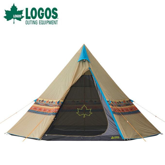 ロゴス LOGOS テント 大型テント LOGOS ナバホTepee 400 71806500
