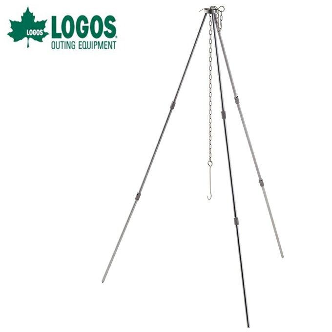 ロゴス LOGOS 三脚スタンド miniトライポッド 81063127