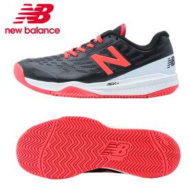 ニューバランス テニスシューズ オールコート レディース WCH796 WCH796P1 D new balance