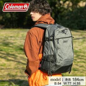 コールマン リュックサック 33L メンズ レディース ウォーカー33 ヘリンボーン 2000032848 Coleman バックパック