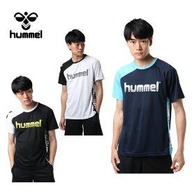 ヒュンメル hummel ハンドボールウェア 半袖シャツ メンズ Tシャツ HAP1135H