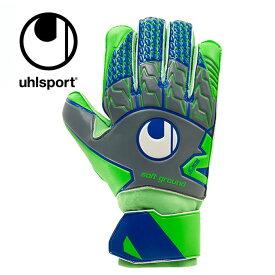 ウールシュポルト キーパーグローブ メンズ テンショングリーンソフトプロ 1011061-01 uhlsport