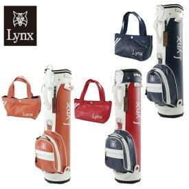 リンクス LYNX キャディバッグ メンズ Lynx クラシックバッグ LXCB-1000