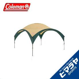 コールマン タープテント 3.6m パーティーシェードDX 360 グリーン ベージュ 2000033123 Coleman