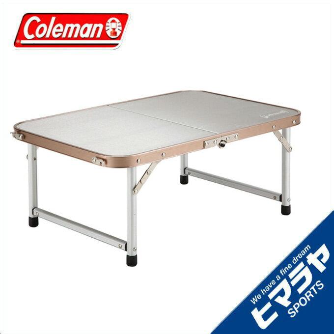 【7,000円以上でクーポン利用可能 11/18 23:59まで】 コールマン Coleman アウトドアテーブル 小型テーブル ステンレスファイヤーサイドテーブル 170-7663
