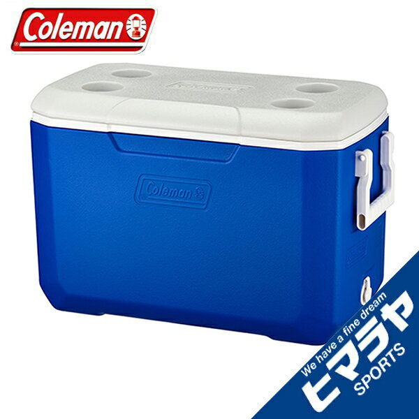 コールマン Coleman クーラーボックス ポリライト48QT ブルー 2000033007