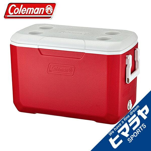 コールマン Coleman クーラーボックス ポリライト48QT レッド 2000033008