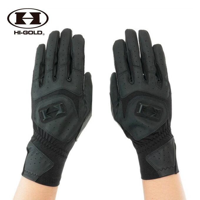 ハイゴールド HI-GOLD 野球 バッティンググローブ 両手用 メンズ バッティング手袋 SH-350B
