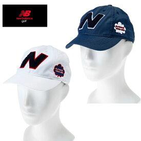 ニューバランス ゴルフ キャップ レディース Nロゴキャップ 012-8187502 new balance
