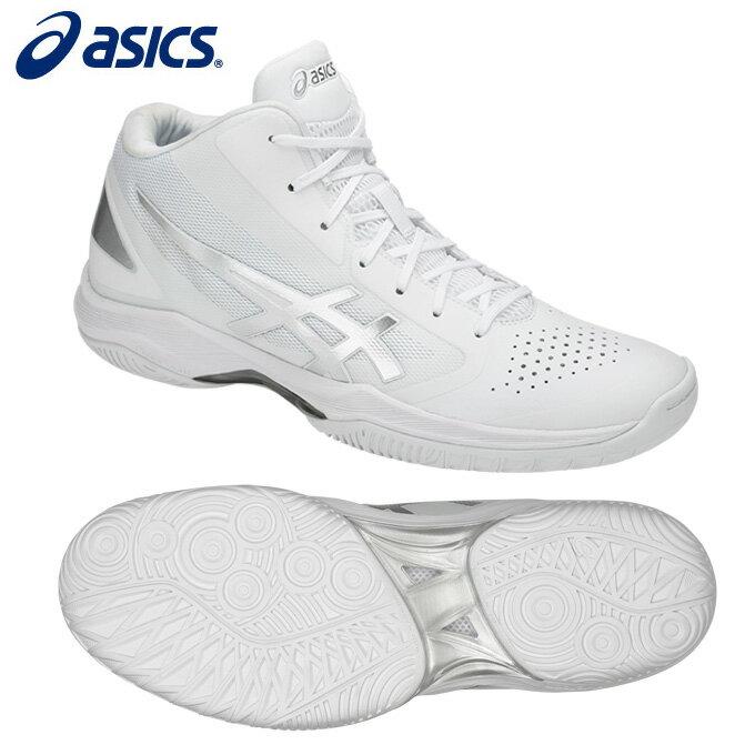 アシックス バスケットシューズ メンズ レディース GELHOOP V10-slim ゲルフープV10 スリム TBF341 0193 asics
