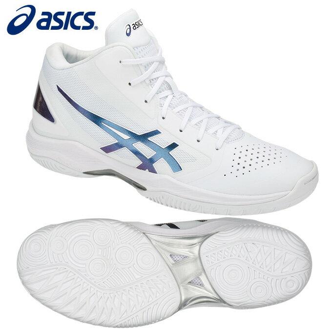 アシックス バスケットシューズ メンズ レディース GELHOOP V 10-slim ゲルフープV10 スリム TBF341 0154 asics