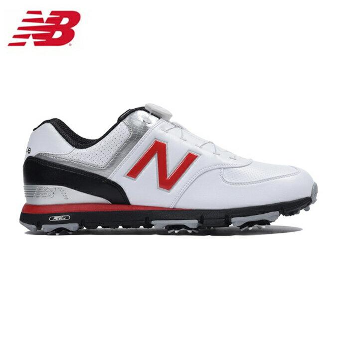 ニューバランス ゴルフシューズ ソフトスパイク メンズ MGB574WR new balance