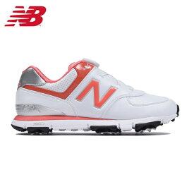 ニューバランス ゴルフシューズ ソフトスパイク レディース WGB574WC new balance