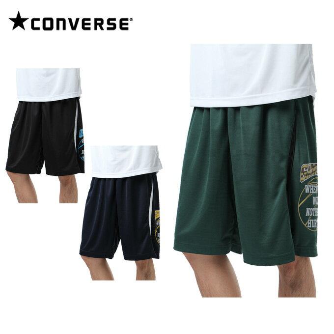 コンバース CONVERSE バスケットボール パンツ メンズ プラクティスパンツ CB281814