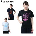 コンバース CONVERSE バスケットボールウェア 半袖シャツ レディース ウィメンズプリントTシャツ CB381301