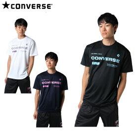 コンバース CONVERSE バスケットボールウェア 半袖シャツ メンズ 半袖プリントTシャツ CBD281323