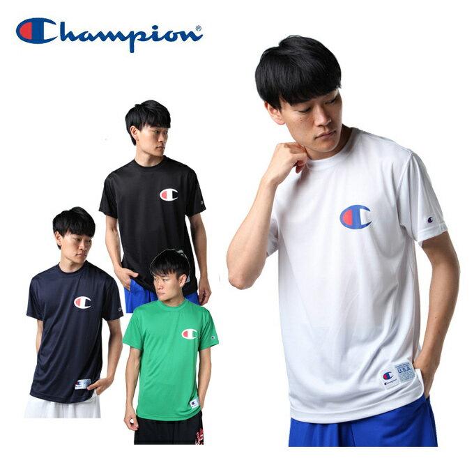 チャンピオン Champion バスケットボールウェア 半袖シャツ メンズ DRYSAVER Tシャツ C3-MB352