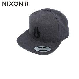 ニクソン NIXON キャップ メンズ レディース SIMON SNAP BACK HAT シモン スナップ バック ハット C20582026