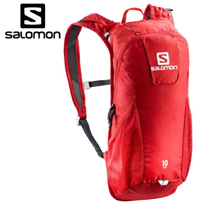 サロモン バックパック メンズ TRAIL 10 トレイル L40134300 salomon
