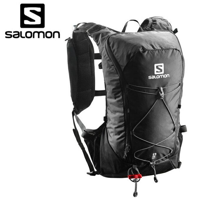 サロモン バックパック メンズ レディース AGILE 12 SET アジャイル12セット L40163300 salomon