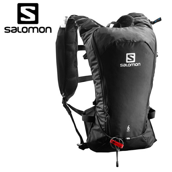 サロモン バックパック メンズ レディース AGILE 6 SET アジャイル6セット L40164500 salomon