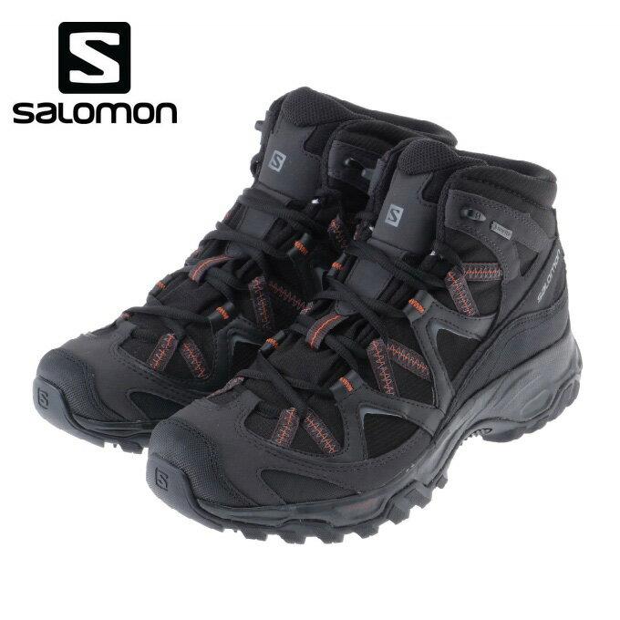 サロモン トレッキングシューズ ゴアテックス ミッドカット メンズ カグリアリミッドGTX L40238300 salomon