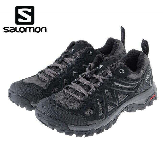 サロモン トレッキングシューズ ローカット メンズ イベイション2 エアロ L39359700 salomon