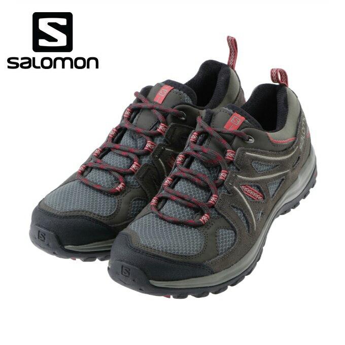サロモン トレッキングシューズ レディース エリプス2 エアロ W L39473000 salomon