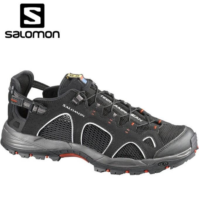 サロモン アクアシューズ メンズ テックアンフィビアン3 TECHAMPHIBIAN 3 L12847800 salomon