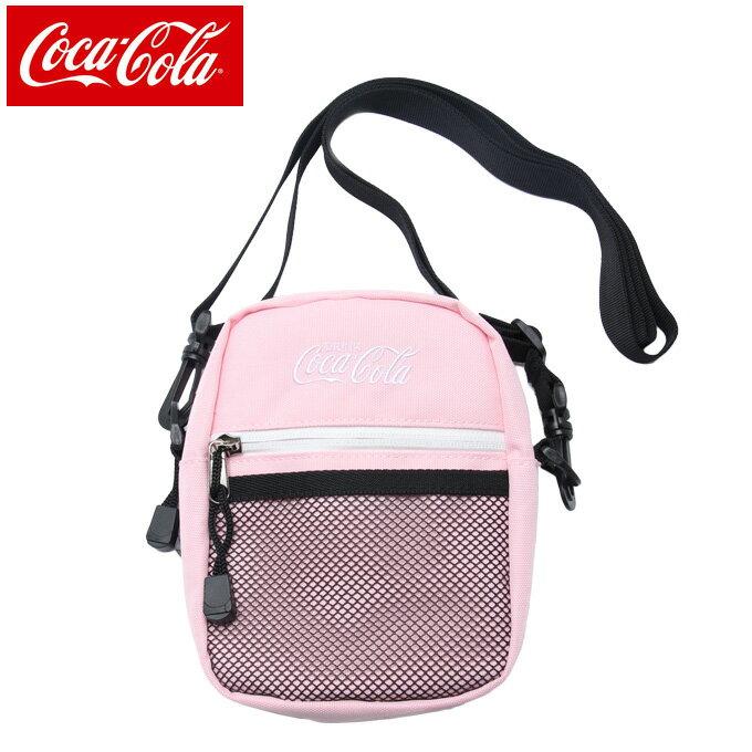 コカ コーラ COCA COLA ショルダーバッグ メンズ レディース COK-SDD01 PK
