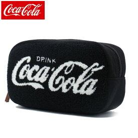 コカ コーラ COCA COLA ポーチ メンズ レディース さがらスウェット COK-PCH06 BK