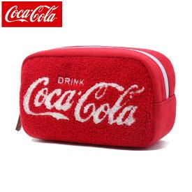 コカ コーラ COCA COLA ポーチ メンズ レディース さがらスウェット COK-PCH06 RD